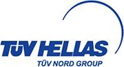Tuev Hellas logo
